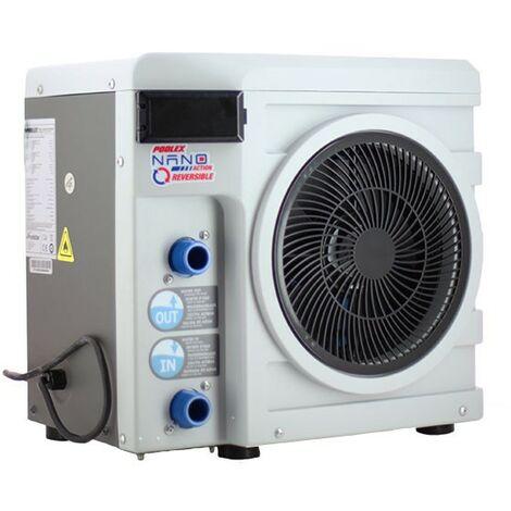 Les pompes à chaleur NANO ACTION - R32 - RÉVERSIBLES - Poolex - Plusieurs modèles disponibles