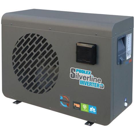 Les pompes à chaleur SILVERLINE INVERTER - Poolex - Plusieurs modèles disponibles