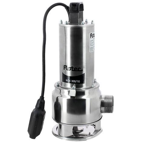 Les pompes BIOX - Flotec - Plusieurs modèles disponibles