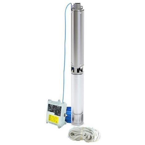 Les pompes de forage KITS S4 - DAB - Plusieurs modèles disponibles