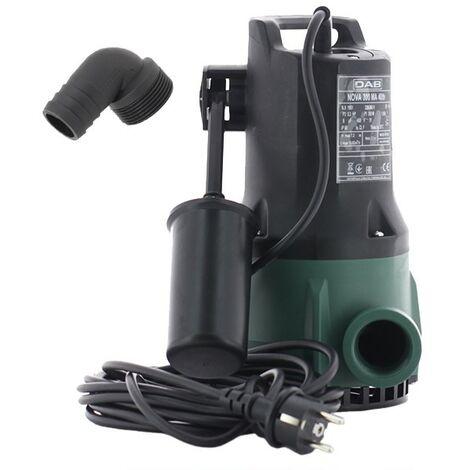 Les pompes NOVA - DAB - Plusieurs modèles disponibles