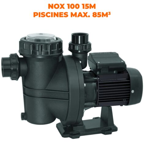 Les pompes piscine NOX - Jardino - Plusieurs modèles disponibles