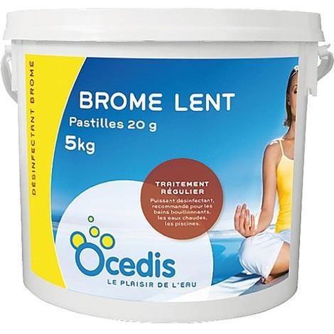 Les produits BROME LENT - PASTILLES - Ocedis - Plusieurs modèles disponibles