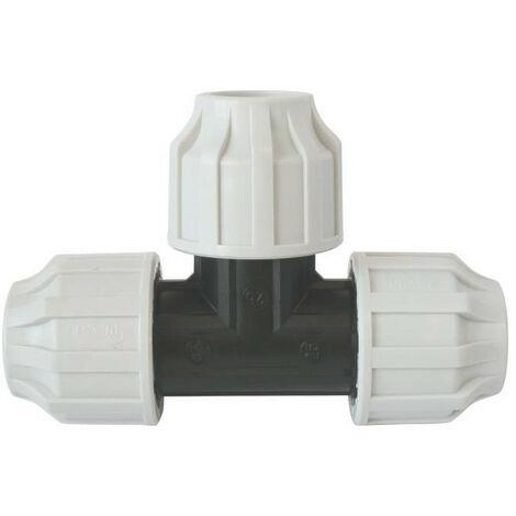 Les TÉS ÉGAUX 90° PE COMPRESSION CODITAL - Codital - Plusieurs modèles disponibles