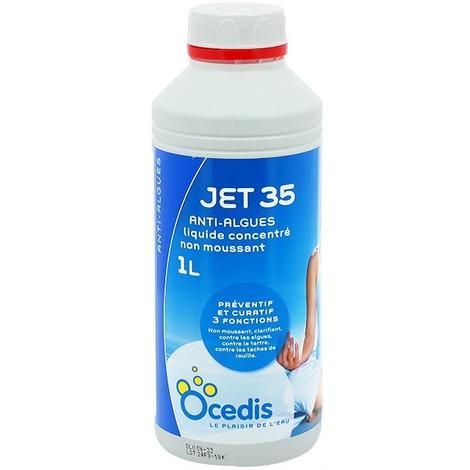 Les traitements JET 35 ANTI-ALGUES - Ocedis - Plusieurs modèles disponibles