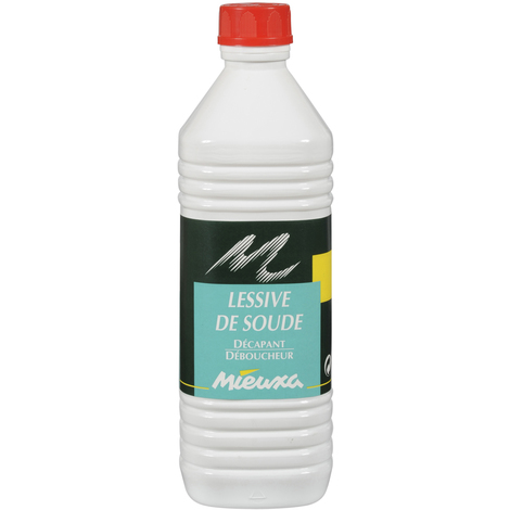 Lessive de potassium (soude) 1L