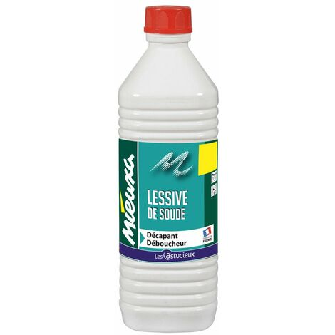 Lessive De Soude Potassium 1l - MIEUXA