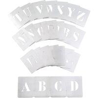 Letters Stencil Sets
