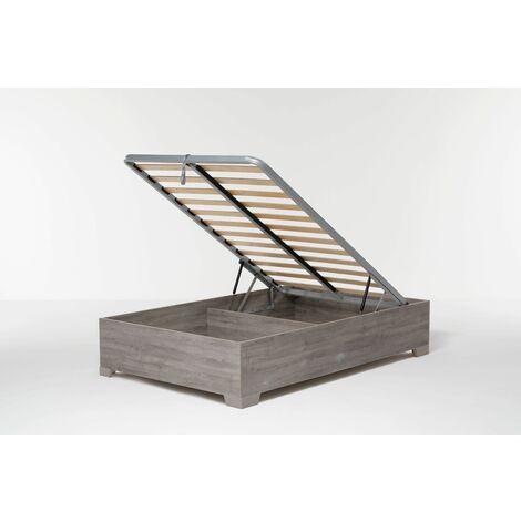 Letto Contenitore Cangu' Bed Box 120X190 C/Piedini