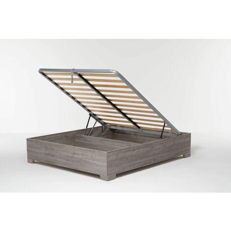 Letto Contenitore Cangu' Bed Box 160X190 C/Piedini