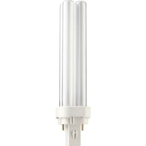 weiß Signify Lampen Kompaktleuchtstofflampe PL-S 11W//840//2P G23 2-pins