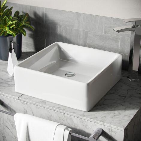 Leven Square Stand Alone Basin Sink