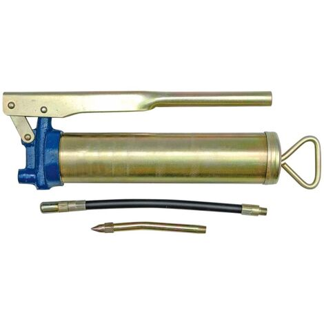 Lever Grease Gun 400 ml with Hose