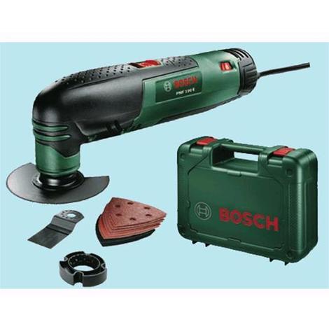 Welp Levigatrice Multifunzione Bosch PMF 190 E 180 watt con accessori SG-53