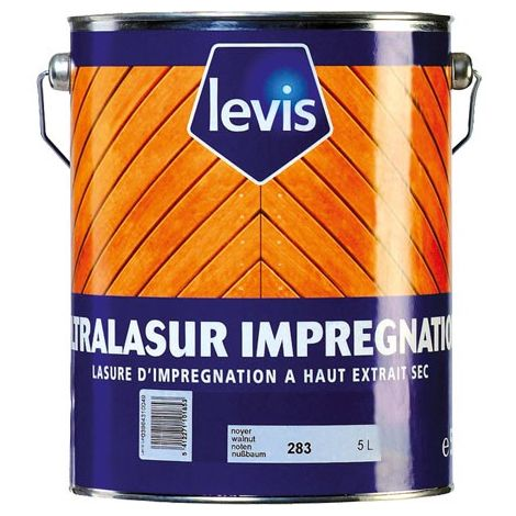 Levis Lasure Ultralasur Imprégnation 1L