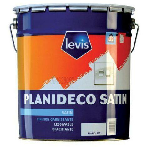 Levis peinture garnissante Planideco satin