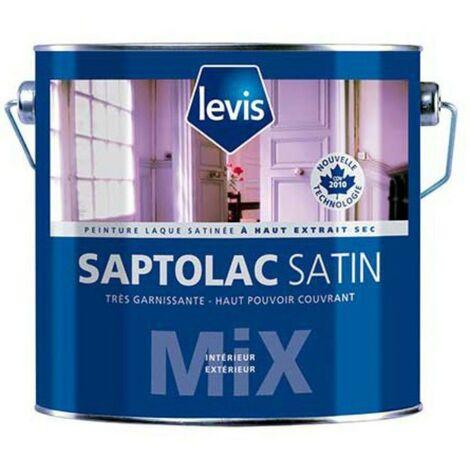 Levis peinture laque Saptolac Satin