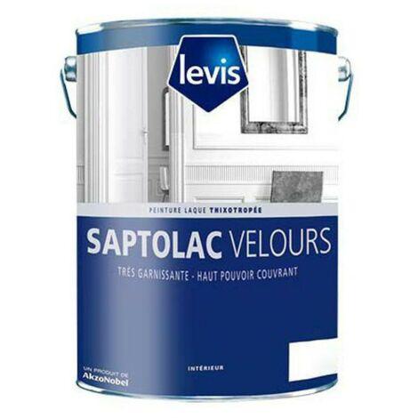 Levis peinture laque Saptolac velours