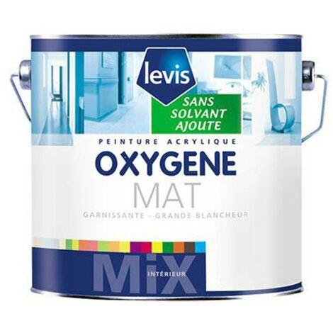Levis Peinture Oxygène Mat 15L