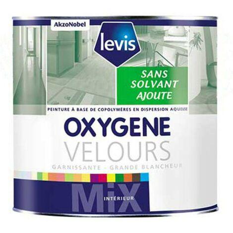 Levis Peinture Oxygène Velours 1L