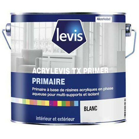 Levis Primaire Acrylevis TX Primer blanc