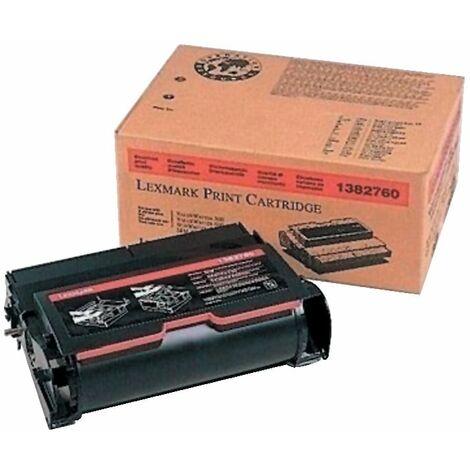 Lexmark Ibm Lexmark Toner Cart Black IBM4037