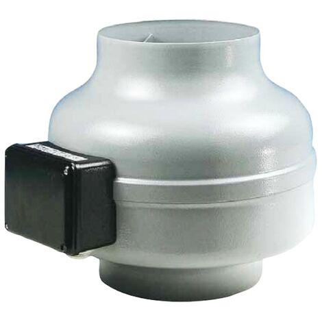 L'extracteur centrifuge Elicent conduit tuyau de diamètre 125 mm 2AX1333