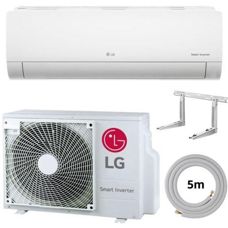 LG Klimaanlage R32 Wandgerät Standard 3,5 kW 5m komplett SET