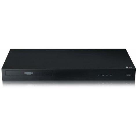 LG UBK80 Lecteur Blu-ray 4K Ultra HD compatible HDR - Noir