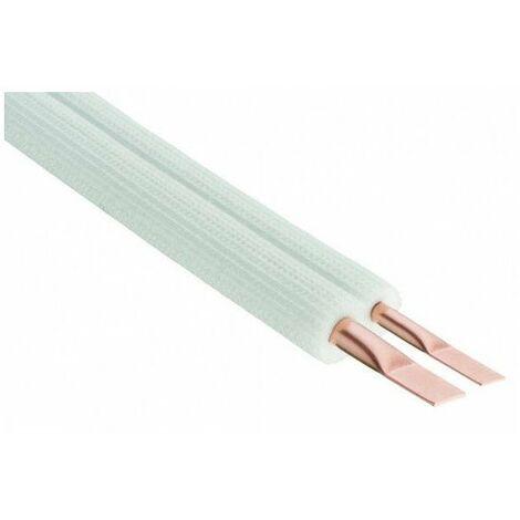 LIAISON FRIGORIFIQUE - PE bi-tubes M1 - Pour R407C et R410A
