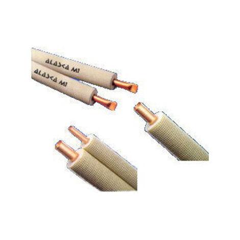Liaisons frigorifiques pré-isolées - Mono-tube M1 - 25 ml