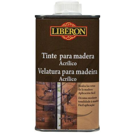 LIBERON 003252 - colorant acrylique -medium 250 ml teinture en bois de chêne