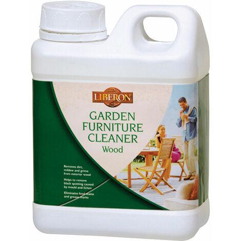 Liberon 003798 Garden Furniture Cleaner 1 litre