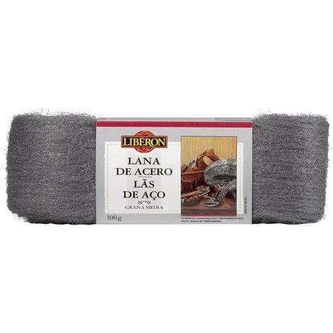 LIBERON 004396 - Lana de acero 100 gr