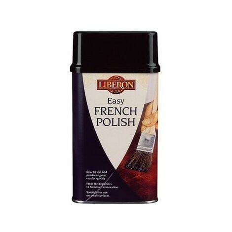 Liberon 014667 Easy French Polish Clear 250ml