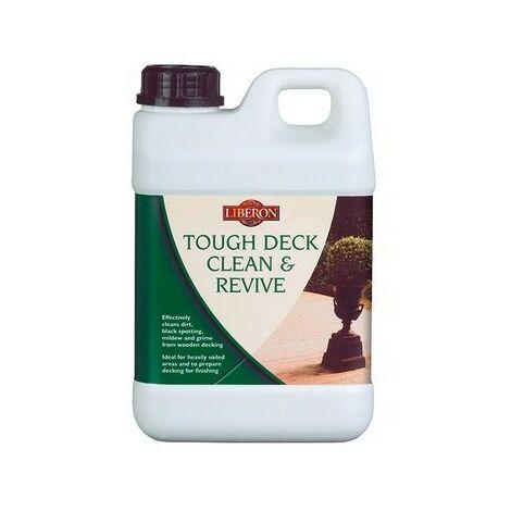 Liberon 036204 Decking Cleaner 2 Litre