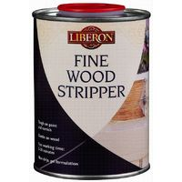 Liberon Fine Paint and Varnish Wood Stripper Gel - 500ml