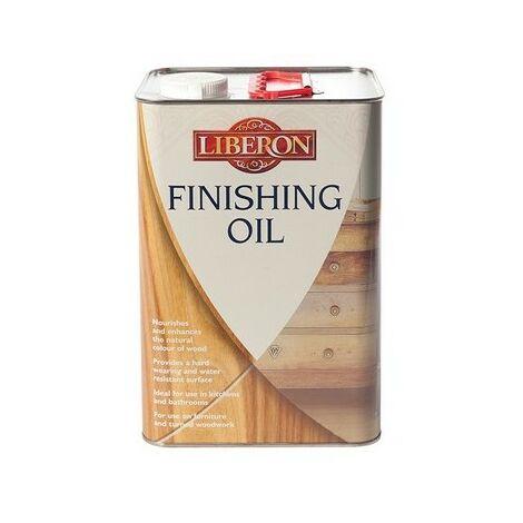 Liberon Finishing Oil - Interior Wood Oil - All Sizes