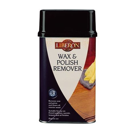 Liberon Furniture Wax and Polish Remover - Furniture Cleaner - All Sizes