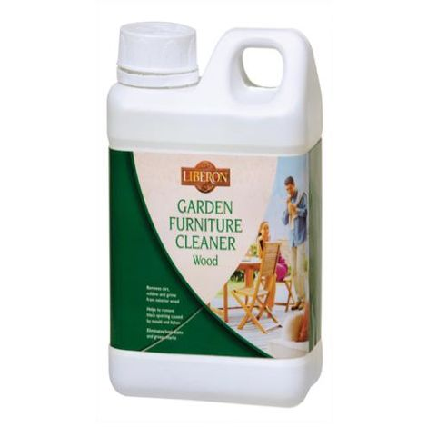 Liberon Garden Furniture Cleaner 1 Litre
