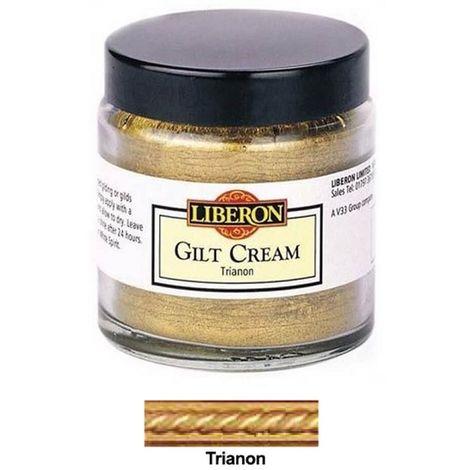 Liberon Gilt Cream - Restore or New Gilding - 30ml - All Colours