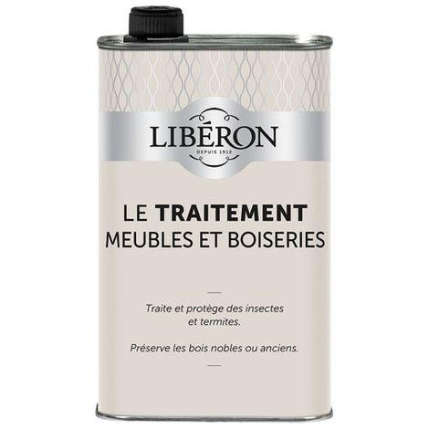 LIBERON - Insecticide liquide - meubles bois, boiseries - 1 L