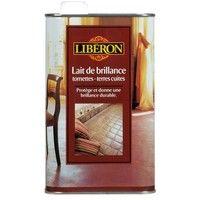 LIBERON - Lait de brillance pour tomettes et terre-cuites - 1 L