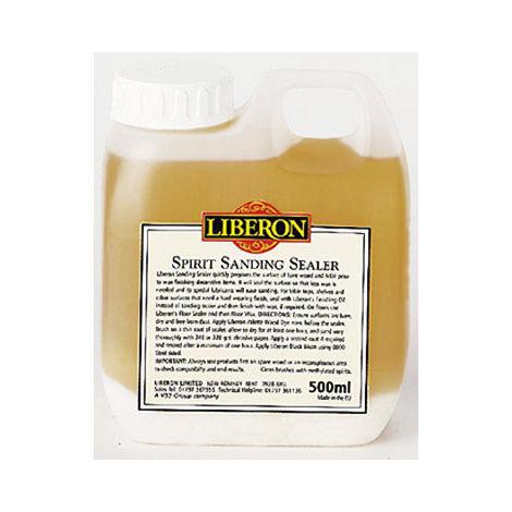 Liberon Sanding Sealer 500ml