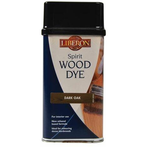 Liberon Spirit Traditional Hardwood Furniture Wood Dye - All Colours and Sizes