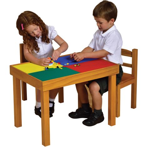 Liberty House Wooden Table & Chair Set Mt420