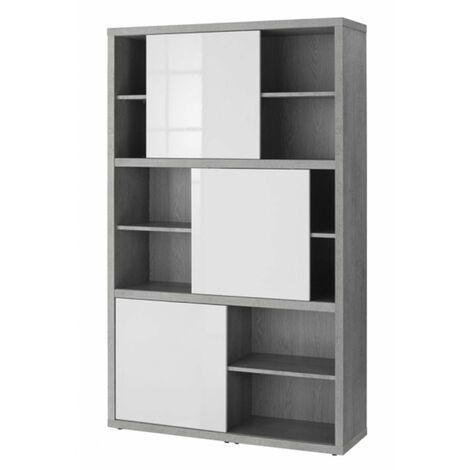 Libreria Ante Scorrevoli Ikea.Libreria Bianca Con Ante Al Miglior Prezzo