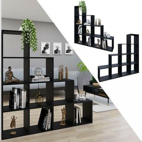 Libreria scaffale cubo divisorio parete moderno studio ...