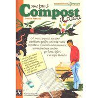 LIBRO COMPOST COPERTINA FLESSIBILE GIARDINAGGIO