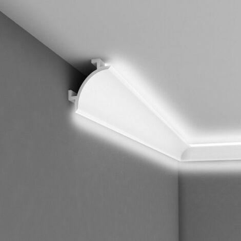 """inkl Lichtleiste /""""QL011/"""" für die indirekte Beleuchtung Reflexionsklebeband"""
